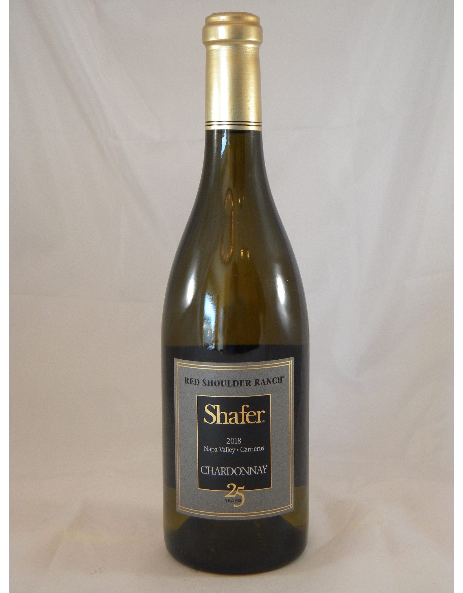 Shafer Shafer Chardonnay Napa Red Shoulder Ranch 2018