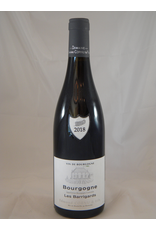 Edmond Cornu Bourgogne Rouge Les Barrigards 2018