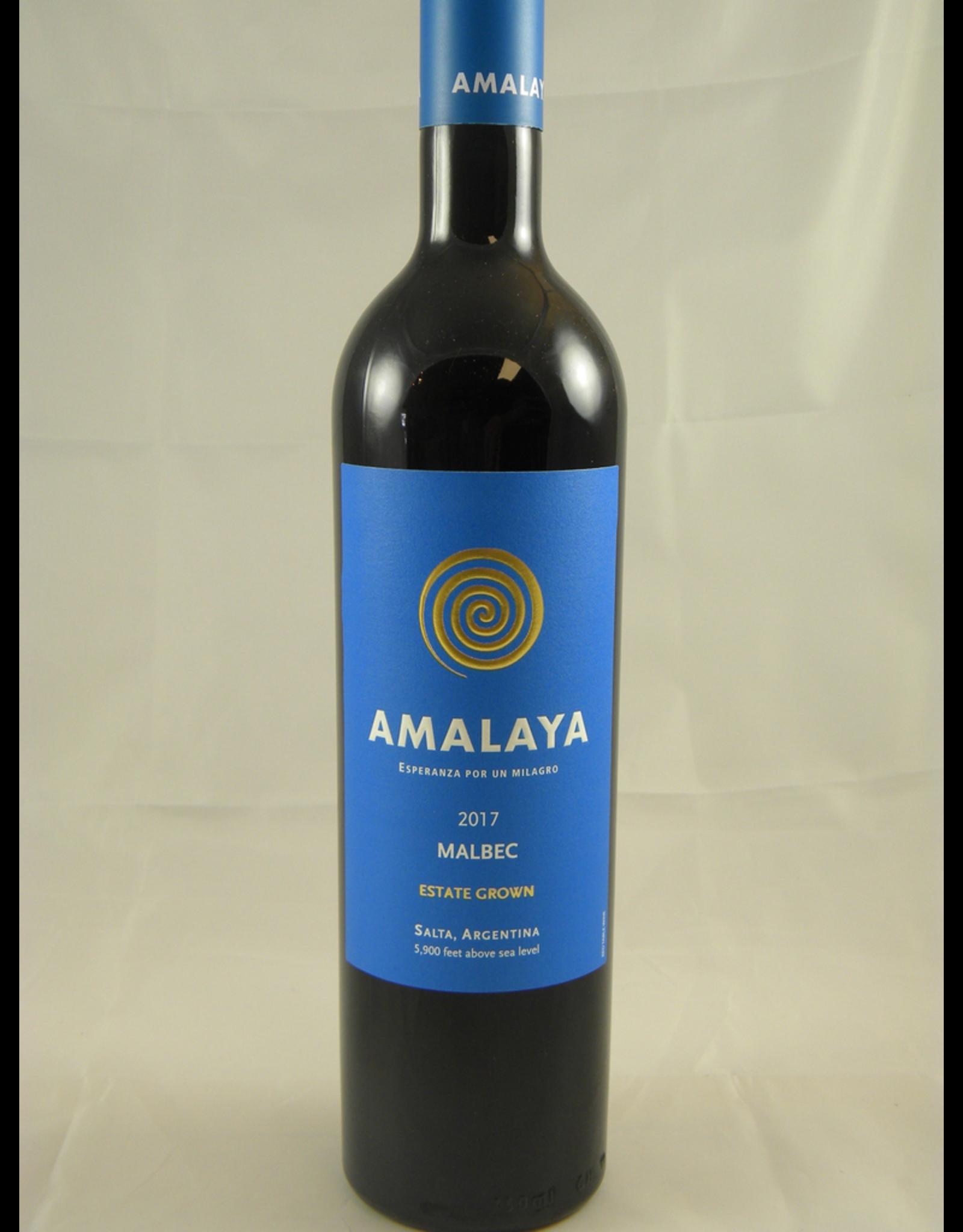 Amalaya Malbec Salta 2019