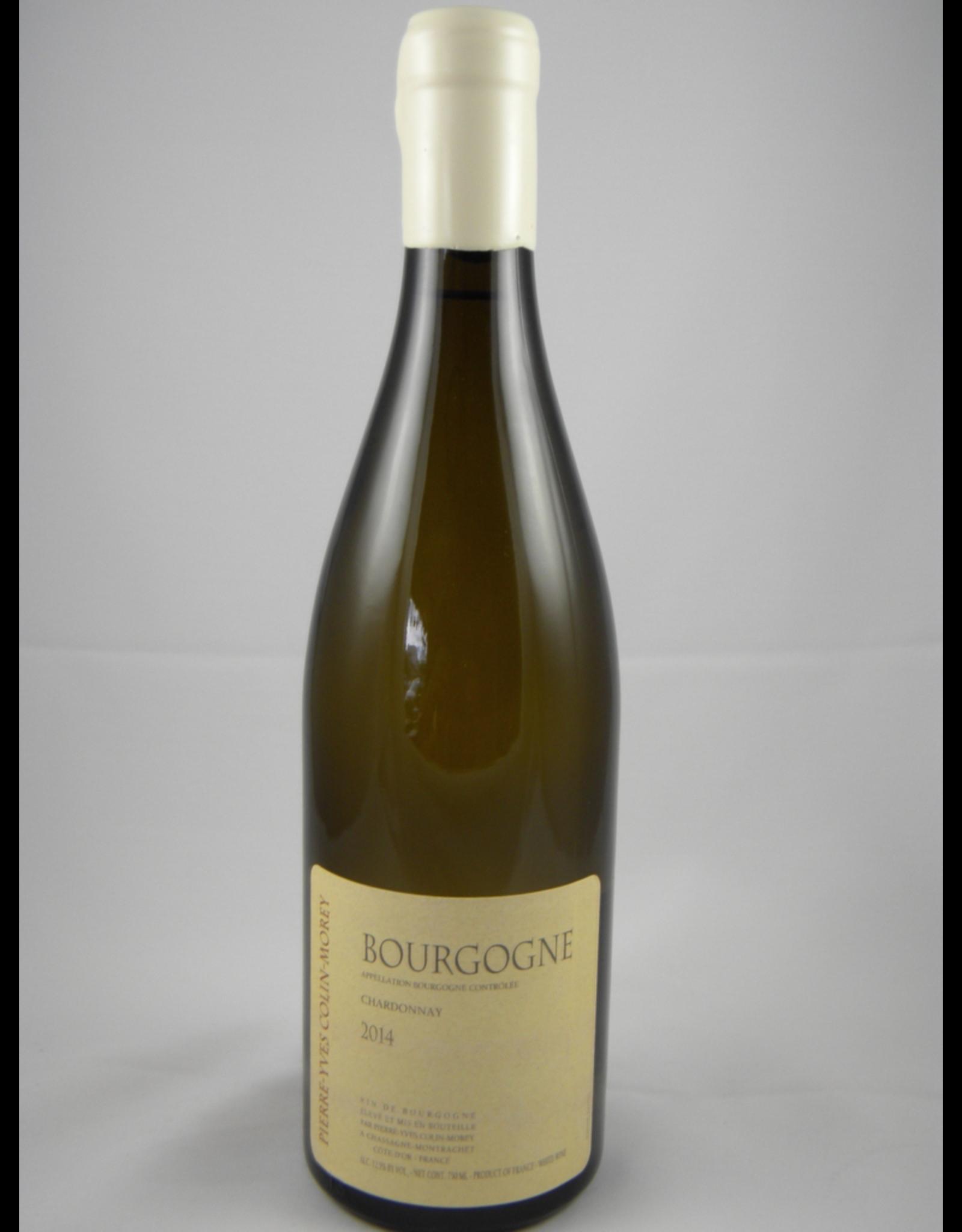 PYCM Pierre Yves Colin Morey Bourgogne Blanc 2019