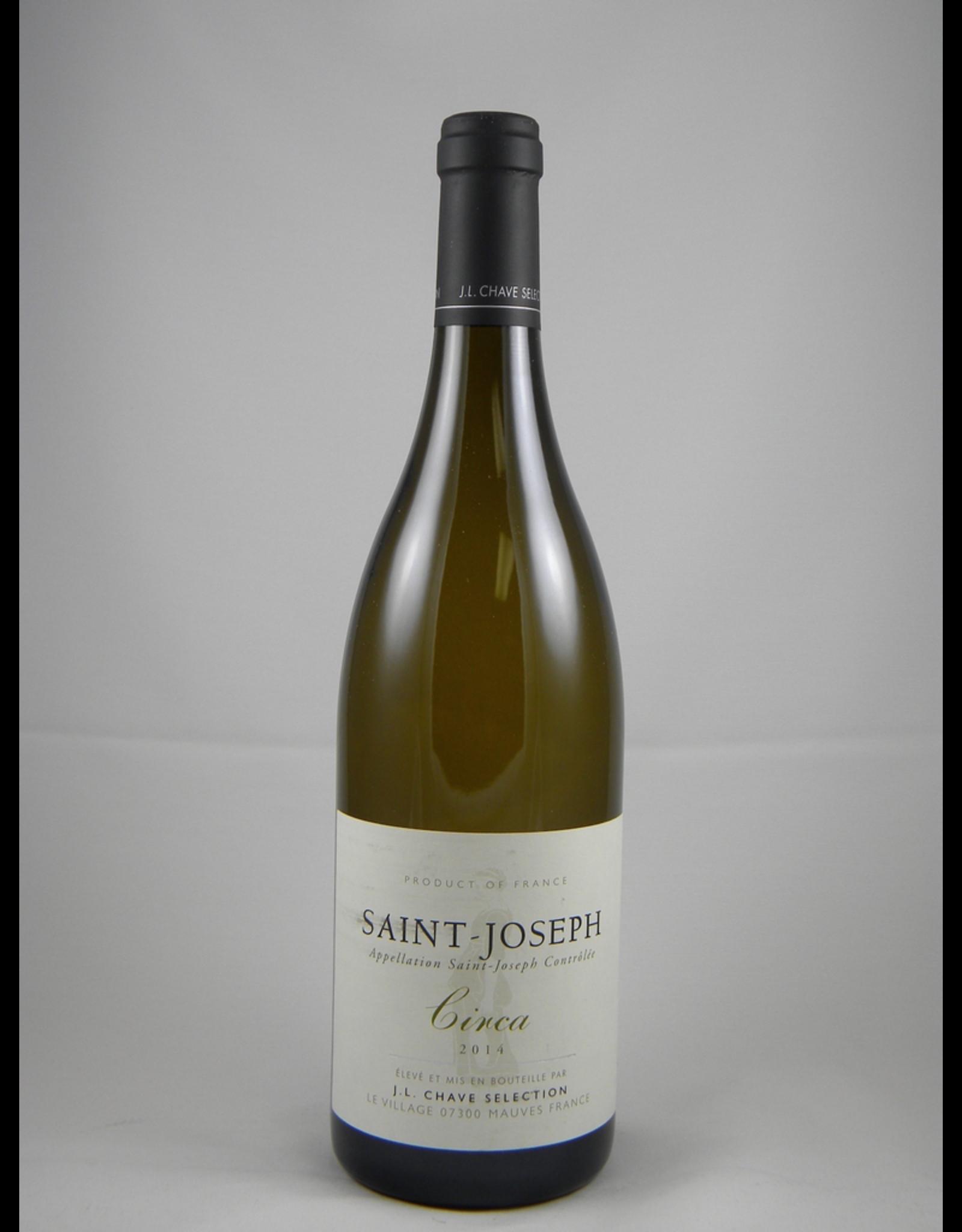 Chave J. L. Chave Saint Joseph Blanc Circa 2019