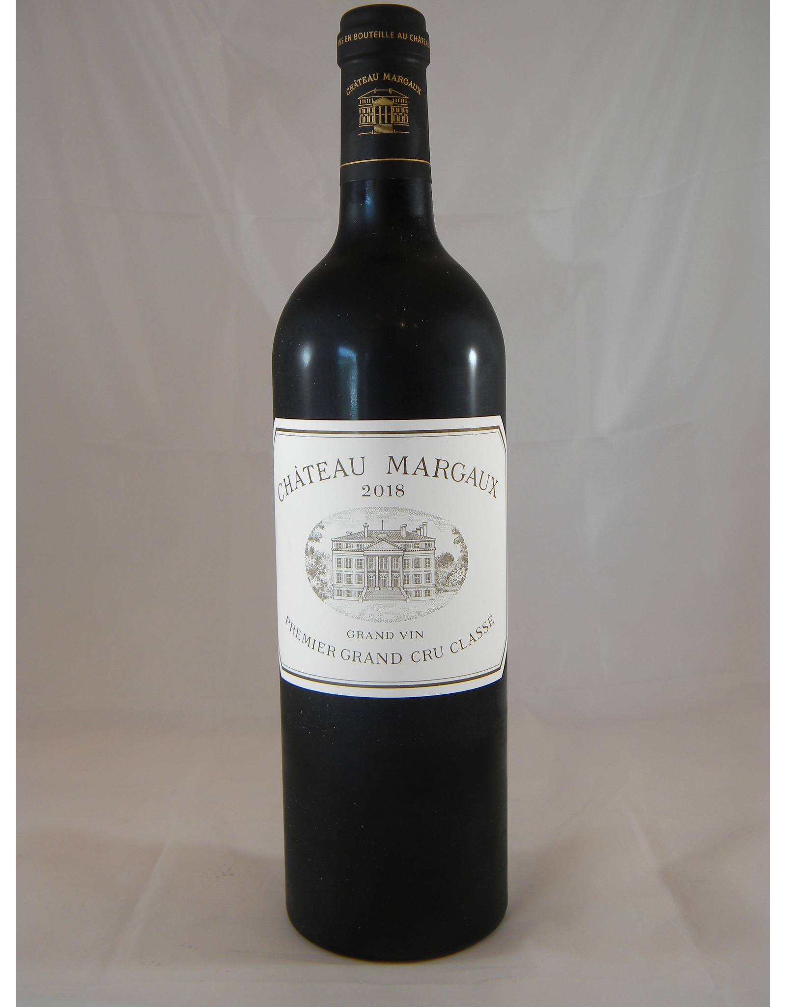 Ch Margaux Chateau Margaux Margaux 2018