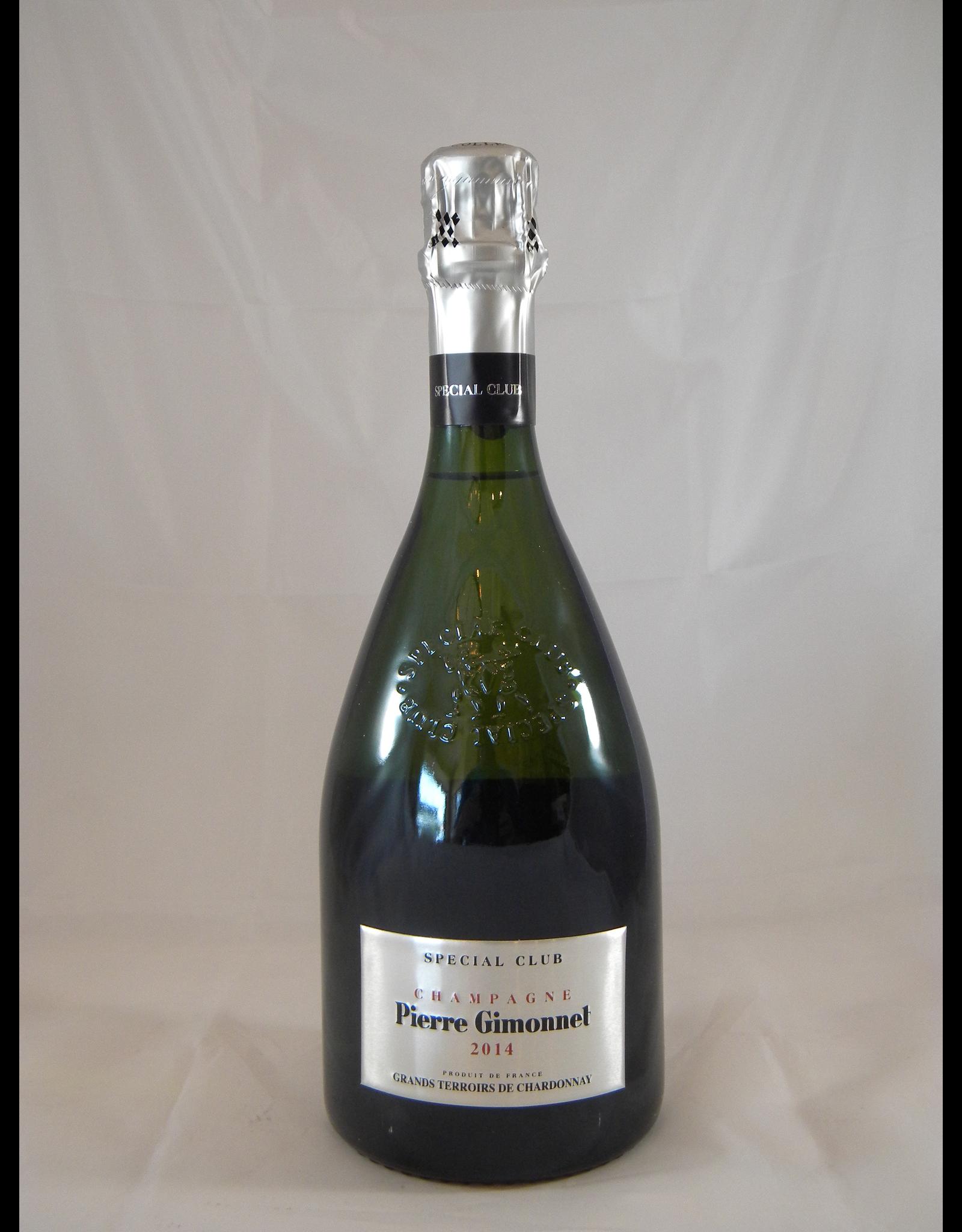 Pierre Gimonnet Champagne Brut Special Club 2014