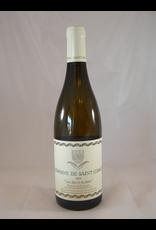 St Cosme Domaine St Cosme Blanc Principaute D'Orange Les Deux Albion 2019