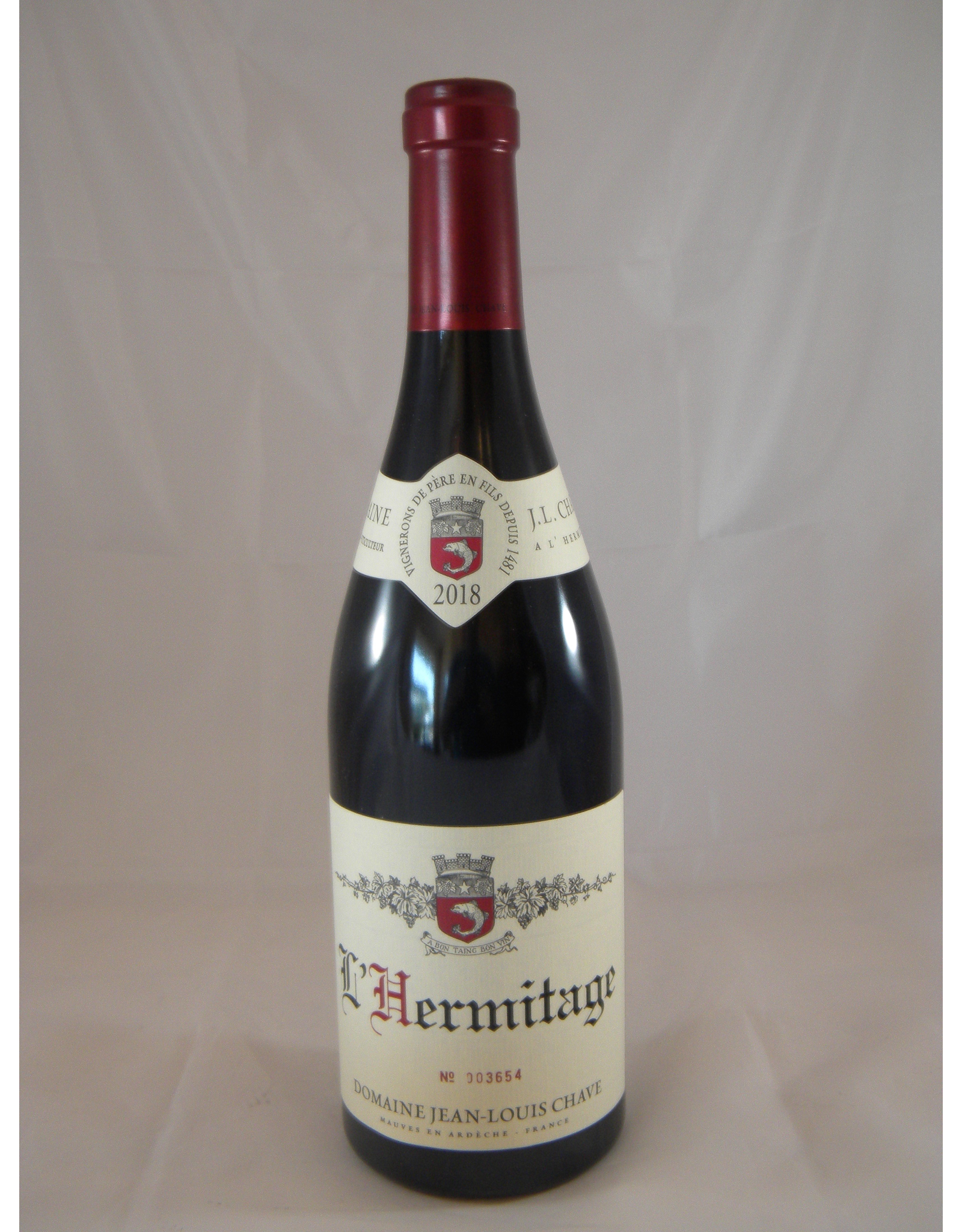 Chave Chave Hermitage Rouge 2018