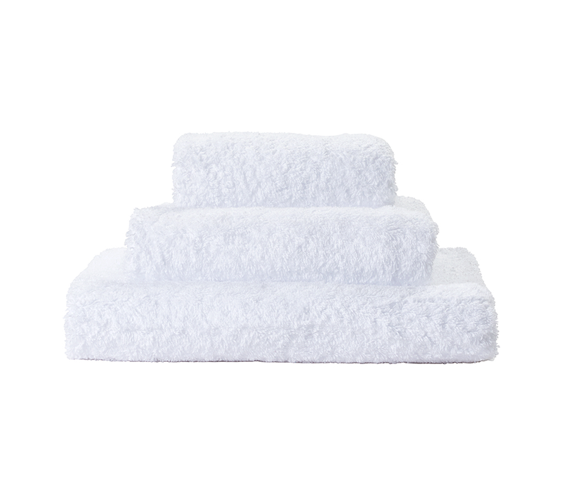 SUPER PILE TOWEL WHITE