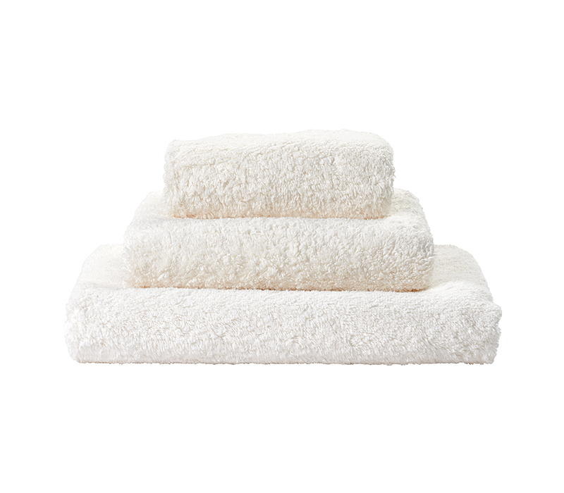 SUPER PILE TOWEL IVORY