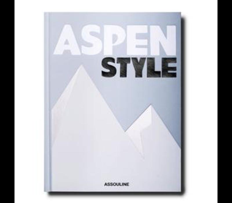 ASPEN STYLE BOOK TRAVEL SERIES