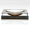 AVF LARGE VOLTAGE BRONZE CANDY BOWL
