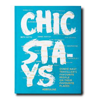 CHIC STAYS BOOK TRAVEL SERIES
