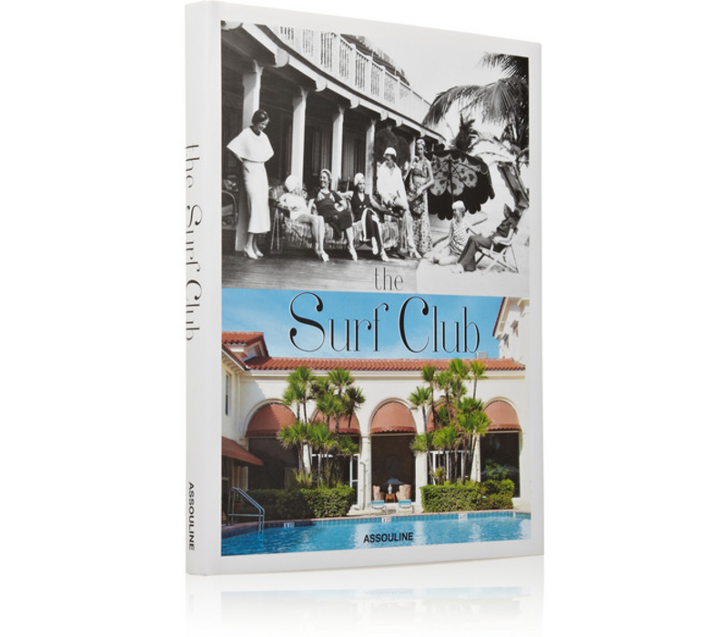 THE SURF CLUB BOOK