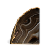 AERIN AGATE BLACK GEODE