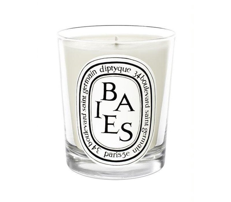 CANDLE BAIES BLACK CURRENT & ROSES