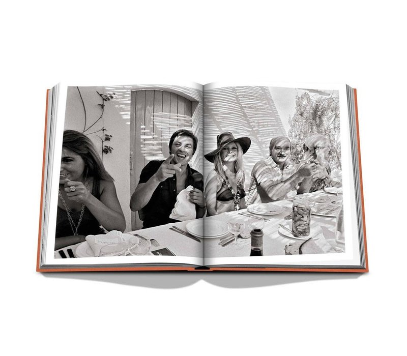 ST. TROPEZ SOLIEL BOOK TRAVEL SERIES