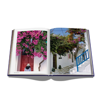 MYKONOS MUSE BOOK TRAVEL SERIES