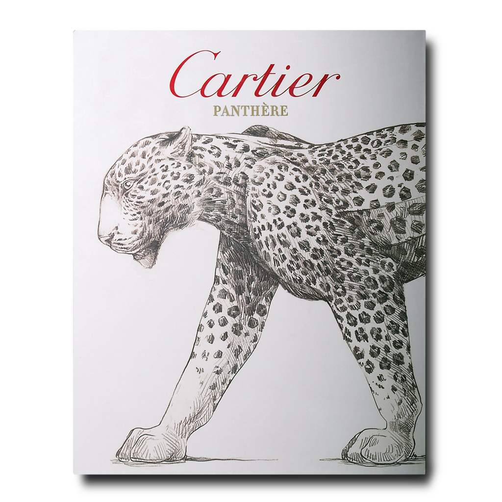 ASSOULINE CARTIER PANTHERE BOOK