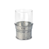 MATCH MATCH PEWTER DRINKING CUP