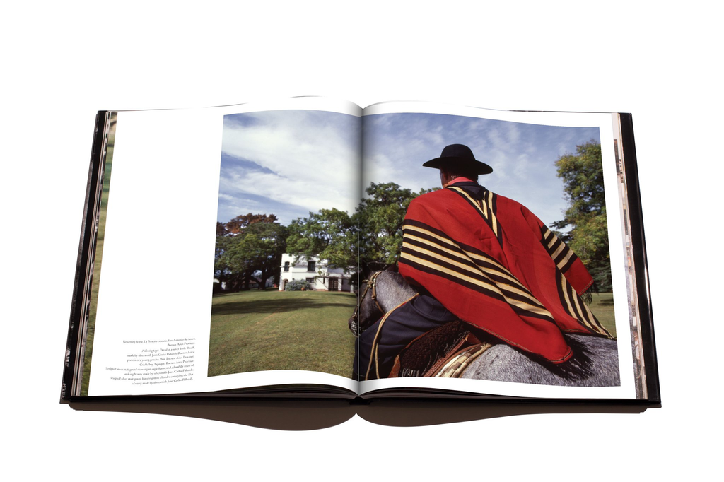 ASSOULINE GAUCHOS: ICONS OF ARGENTINA BOOK