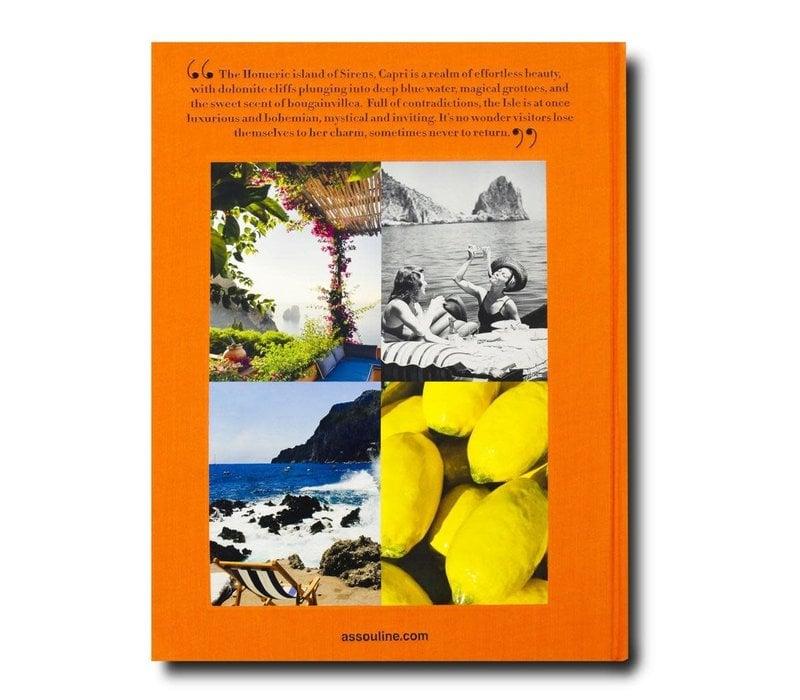 CAPRI: DOLCE VITA BOOK