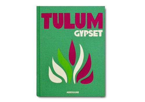 ASSOULINE TULUM GYPSET BOOK TRAVEL SERIES