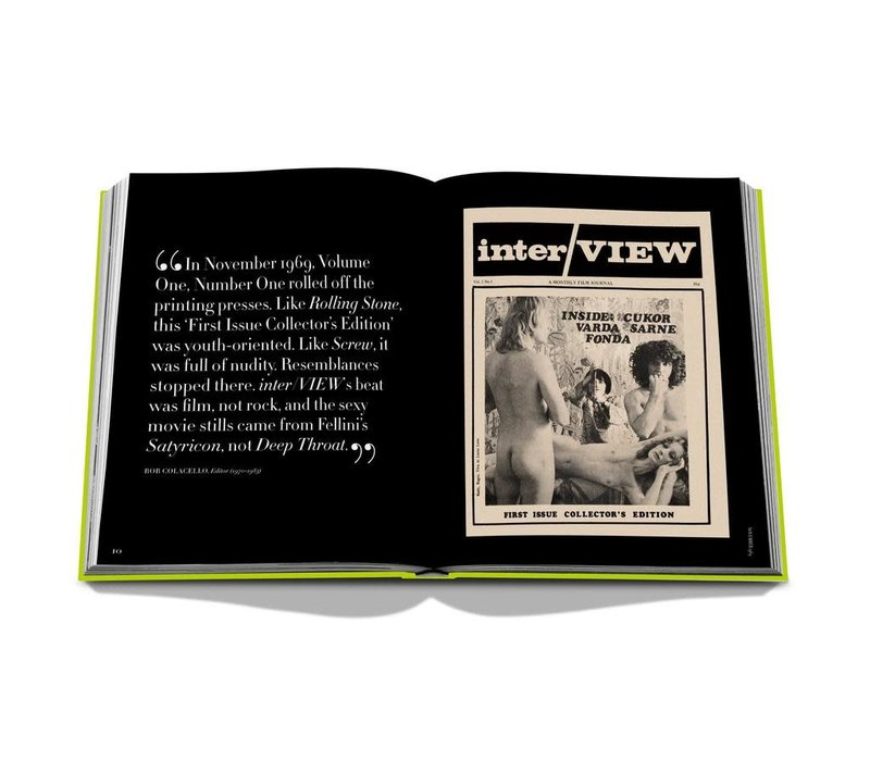 INTERVIEW: 50 YEARS BOOK