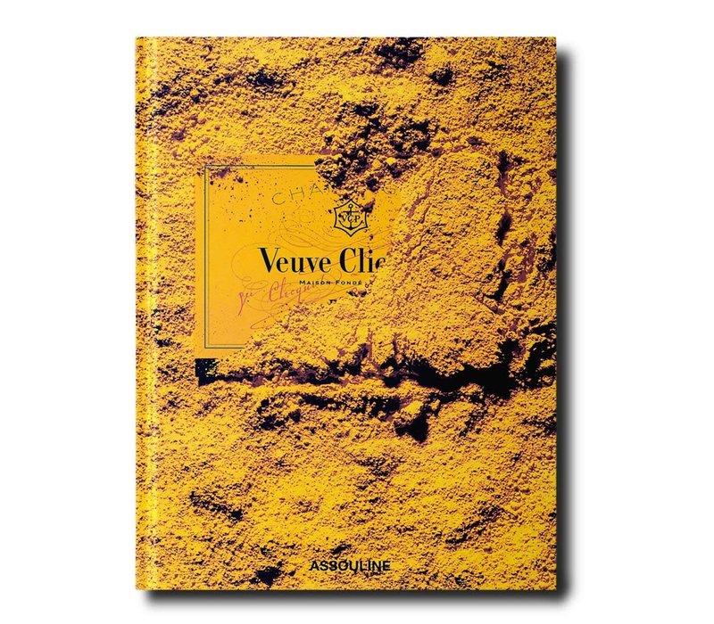 ASSOULINE VEUVE CLIQUOT BOOK