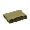 AERIN AERIN NOE CASHMERE THROW MOSS GREEN