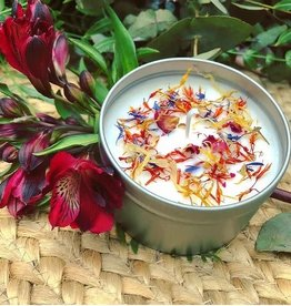 FIRELILEE Firelilee - Assorted Travel Tin Candle