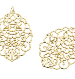 LIBERTE E527B CHRISSY GOLD EARRING