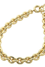 LIBERTE N505 Kelly Gold Necklace