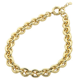 LIBERTE Kelly Gold Necklace
