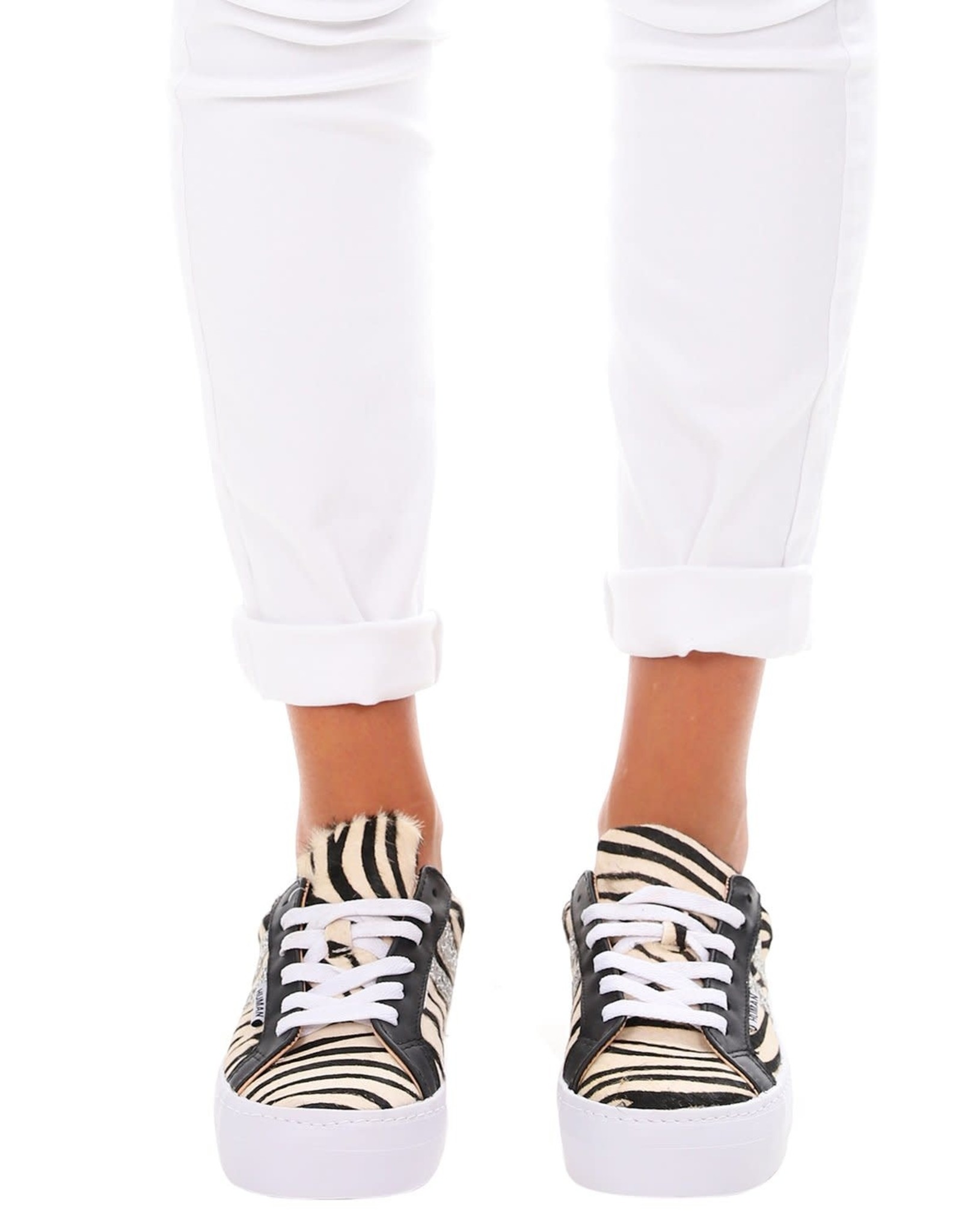 HUMAN Human - Prospect Shoes (Zebra Stripe)