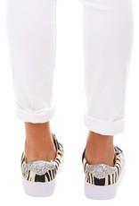 HUMAN Human - Prospect Shoes (Zebra Stripe)