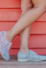 ROLLIE NATION Rollie Nation - Derby Shoe (Snow Leopard)