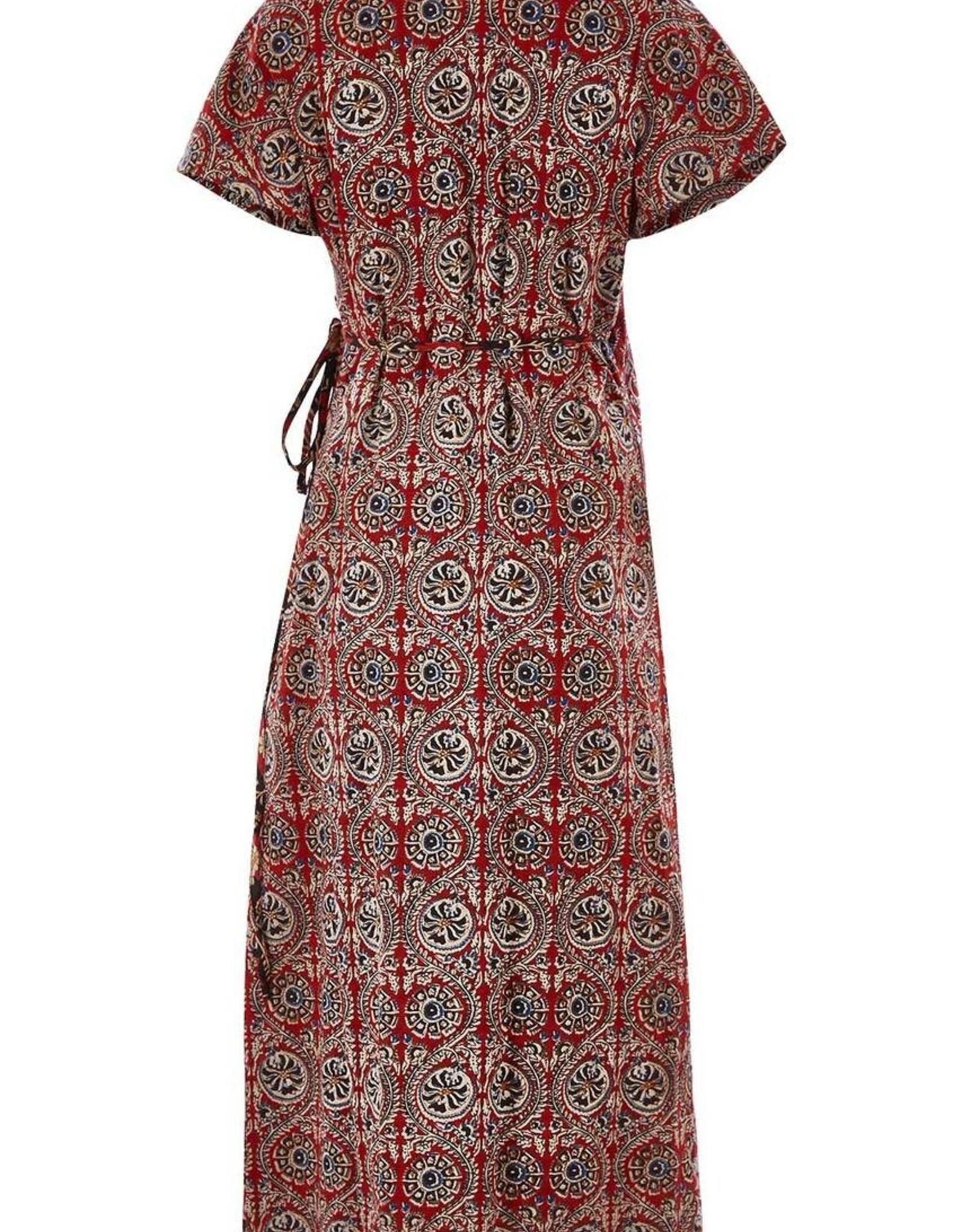 Boom Shankar Boom Shankar - Times Wrap Dress (Reversible) W21DR08