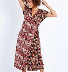Boom Shankar Boom Shankar - Times Wrap Dress (Reversible)