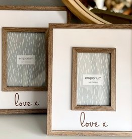 ALBI 4x6 Love Picture Frame