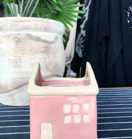 Urban products Pink Aspen House Planter