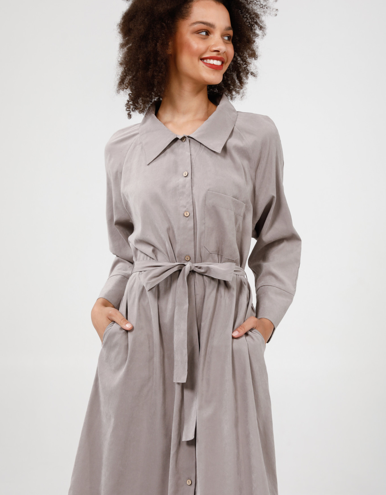 Brave & True BT5715 Ines Shirt DRESS