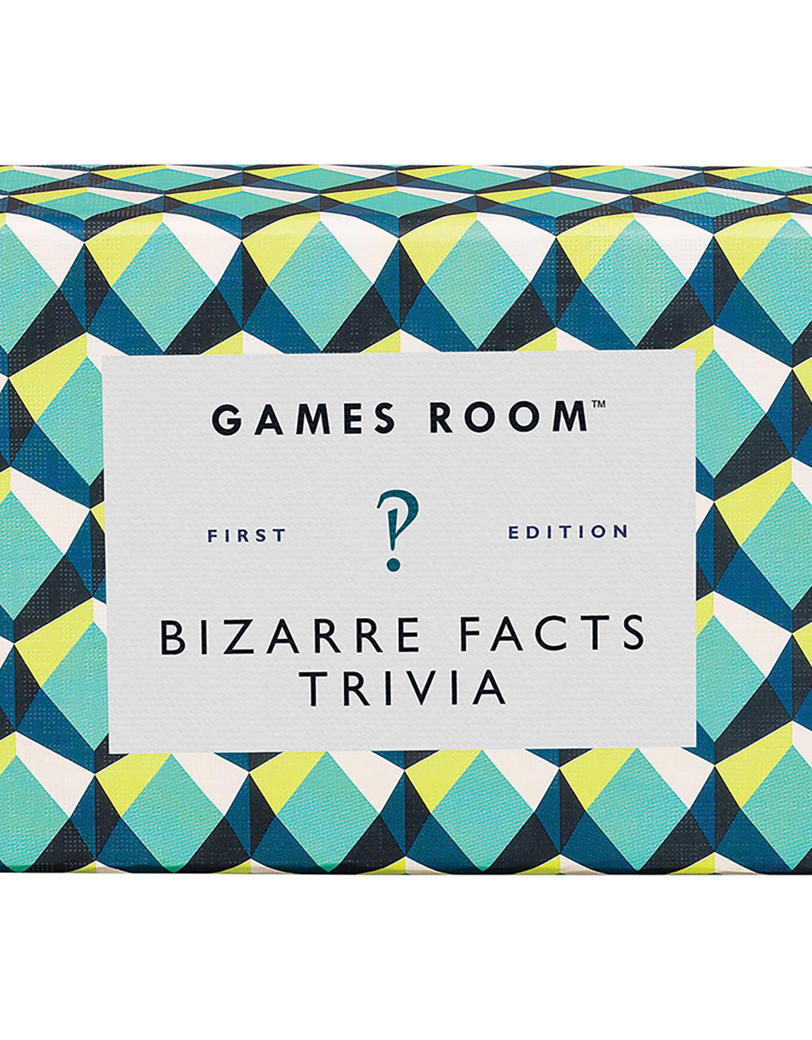 INDEPENDENCE STUDIOS GAM107 BIZARRE FACTS QUIZ