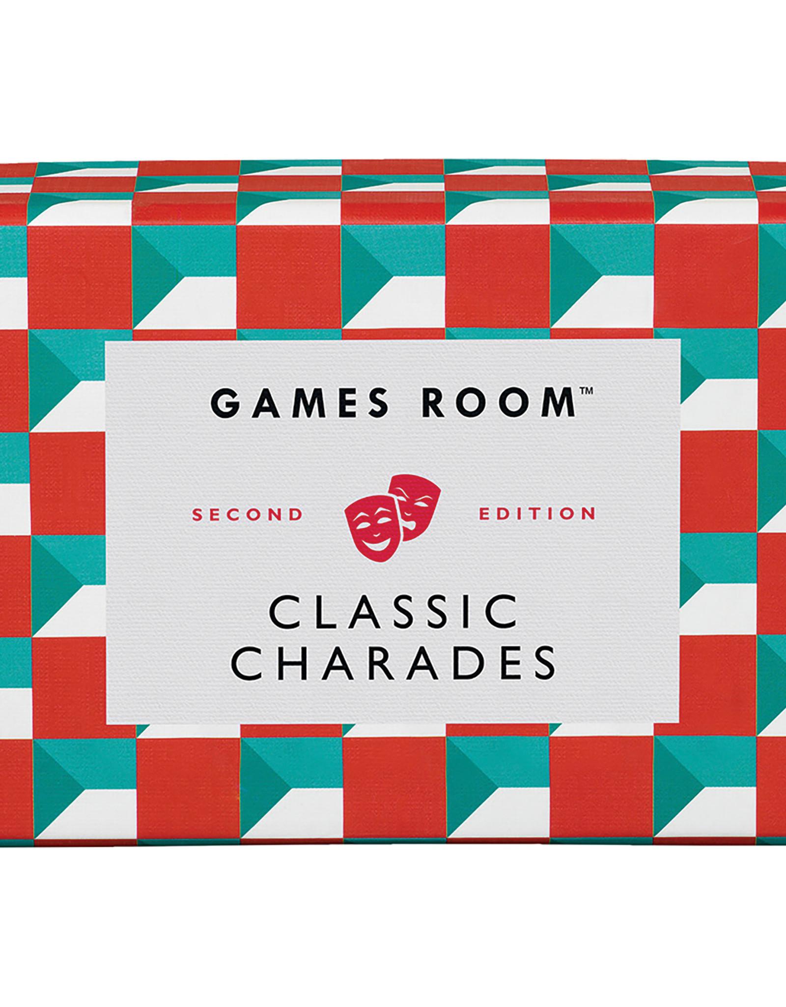 INDEPENDENCE STUDIOS GAM135 Classic Charades Quiz