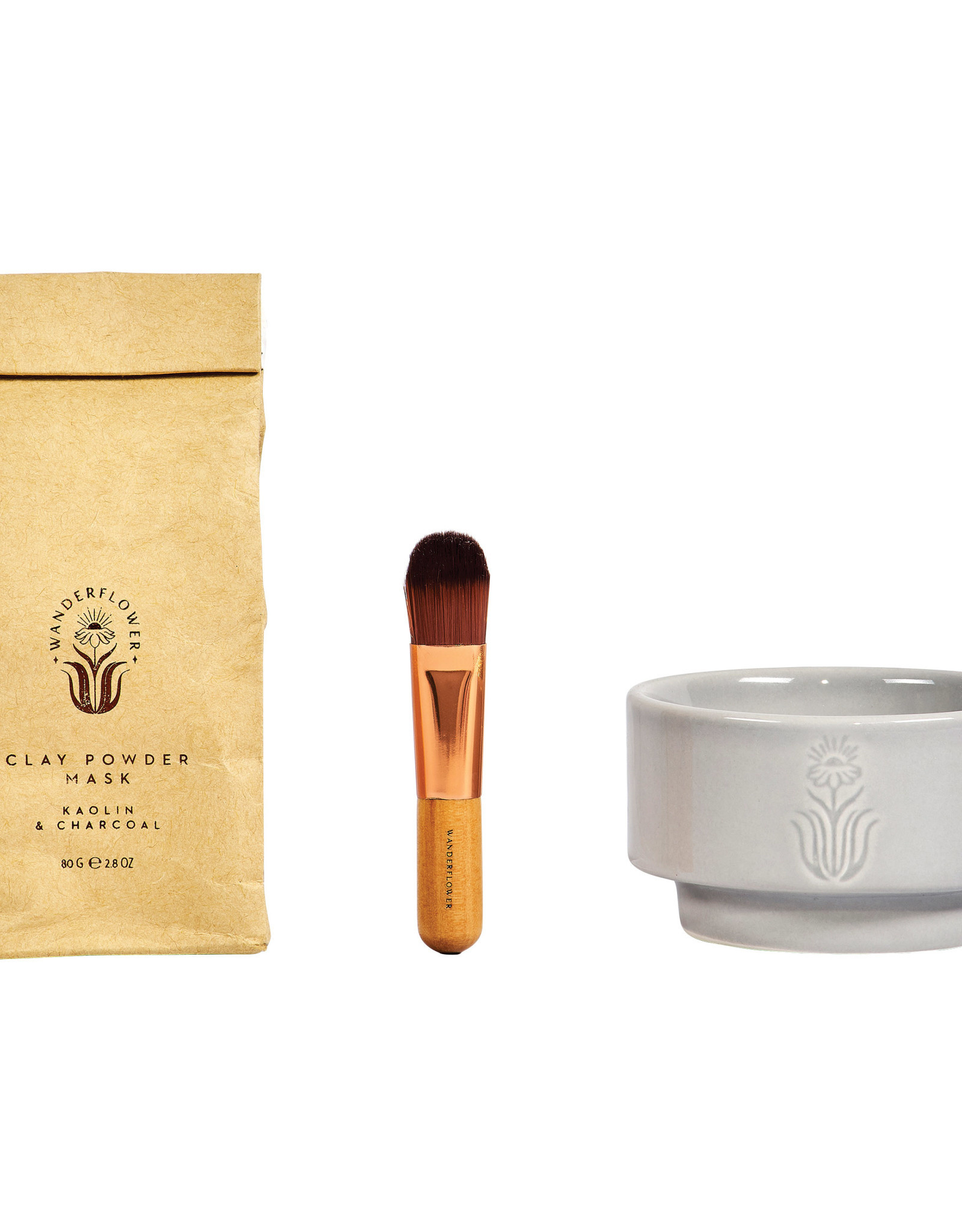 INDEPENDENCE STUDIOS Wanderflower Clay Face Mask