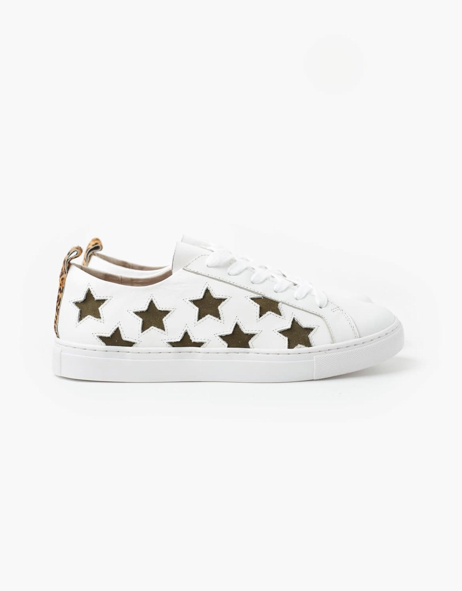 WALNUT HAVENW21 Haven Star Leather Sneaker