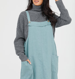SHANTY CORP Artic Blue Lenny Pinafore