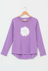 STELLA & GEMMA SGTS3083 Lilac Rose Long Sleeve T-Shirt