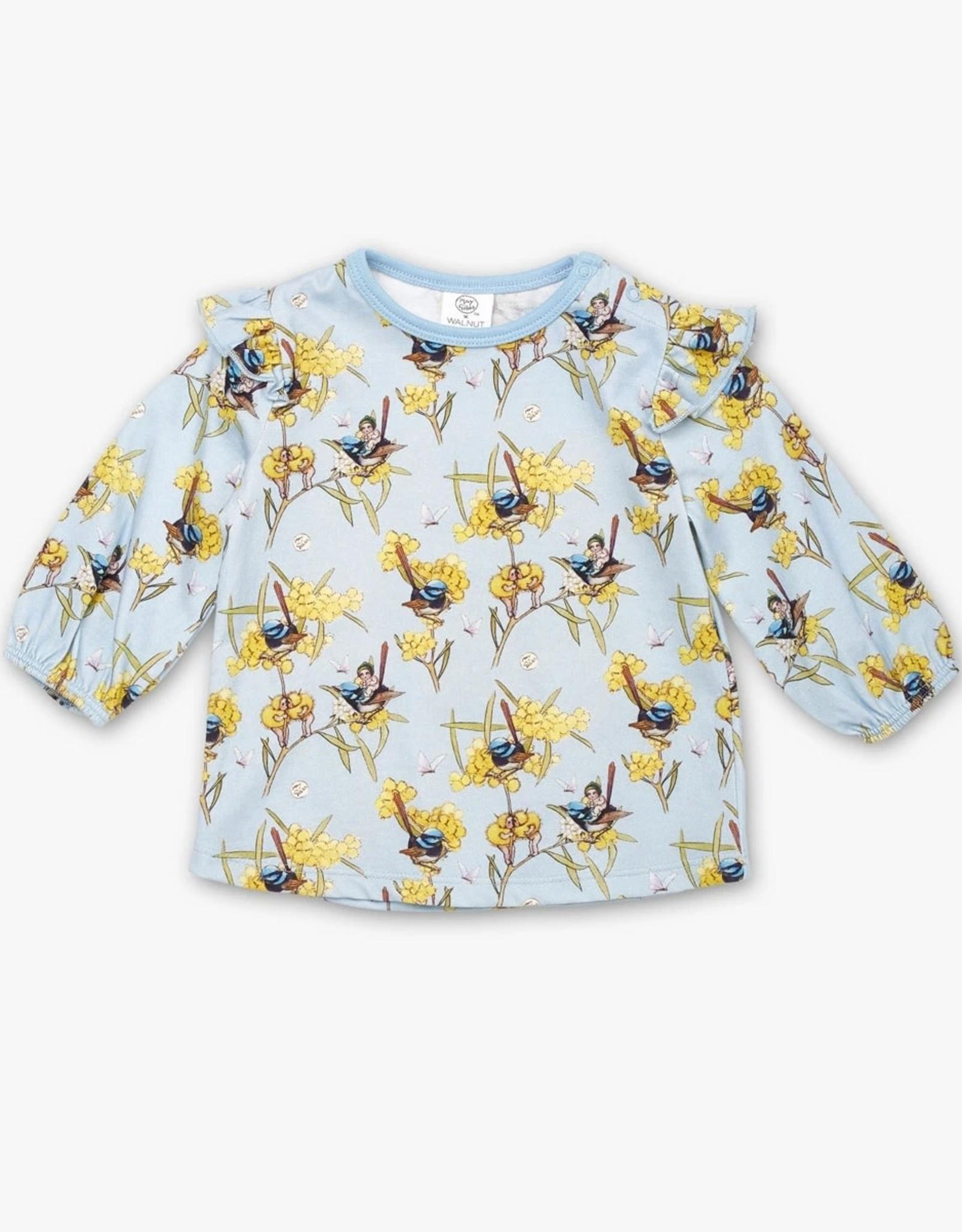 WALNUT Walnut Kids Long Sleeve Shirt - 4 Colours