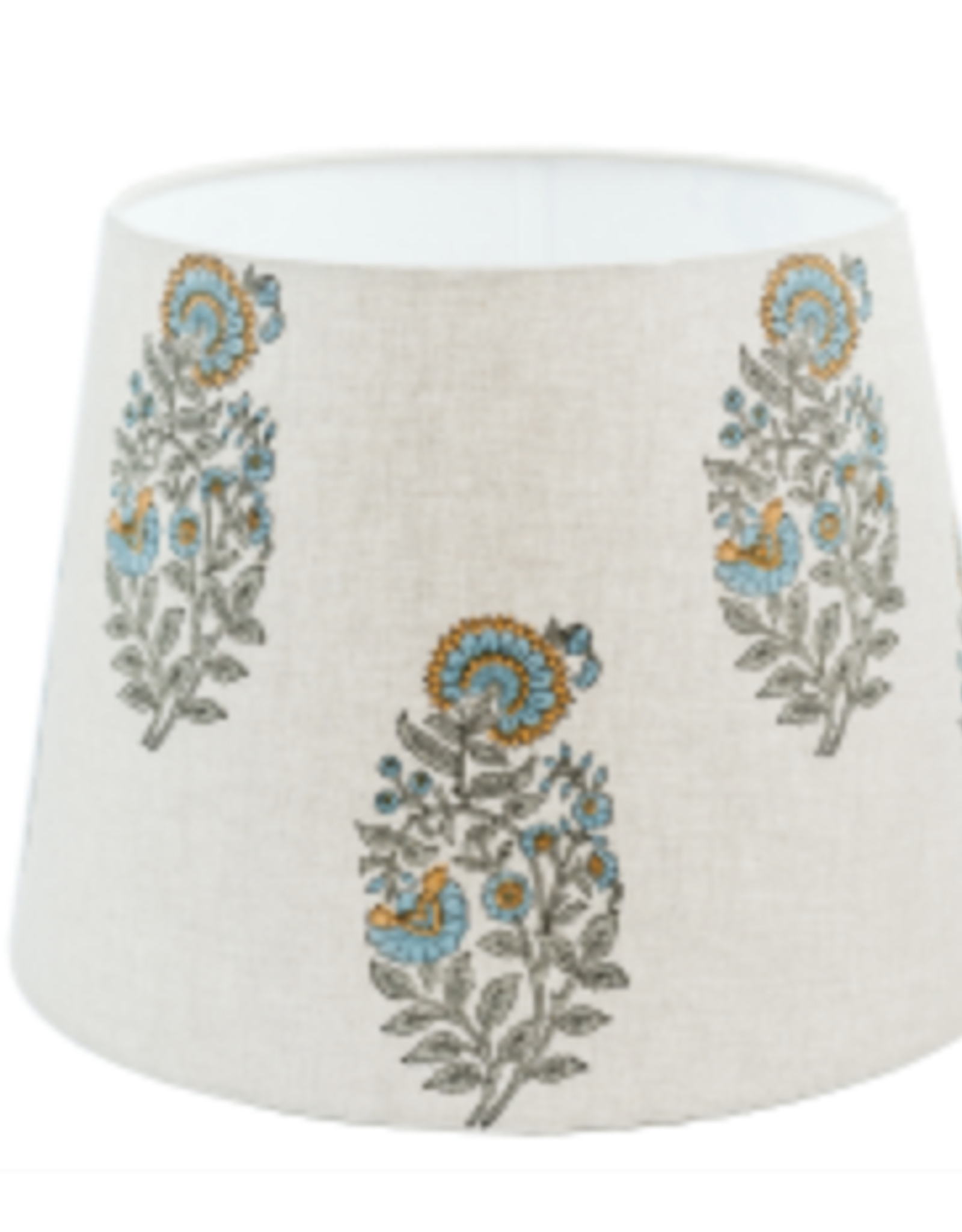 RUBY STAR TRADERS SHD096 TAPERED LAMPSHADE MULTI