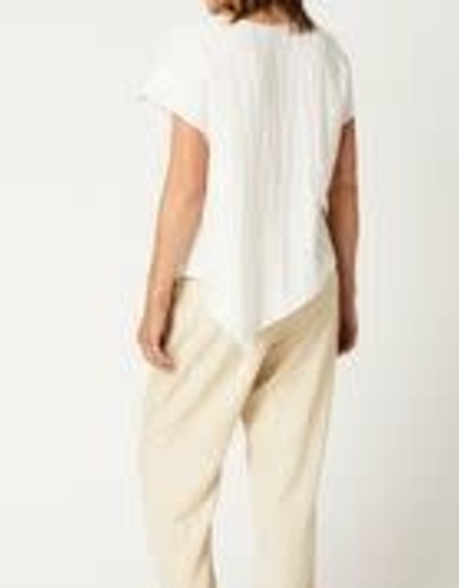 EB&IVE NALA RUCHED TOP