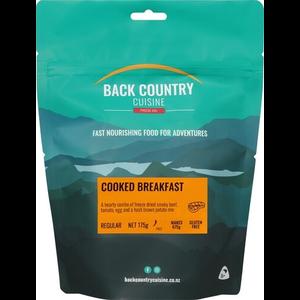 BACKCOUNTRY BACKCOUNTRY COOKED BREAKFAST (REGULAR)