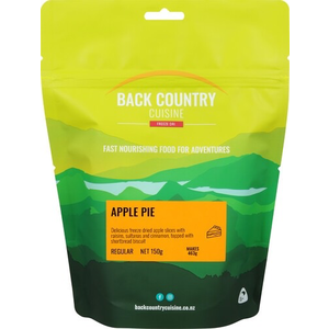 BACKCOUNTRY BACKCOUNTRY APPLE PIE (REGULAR)